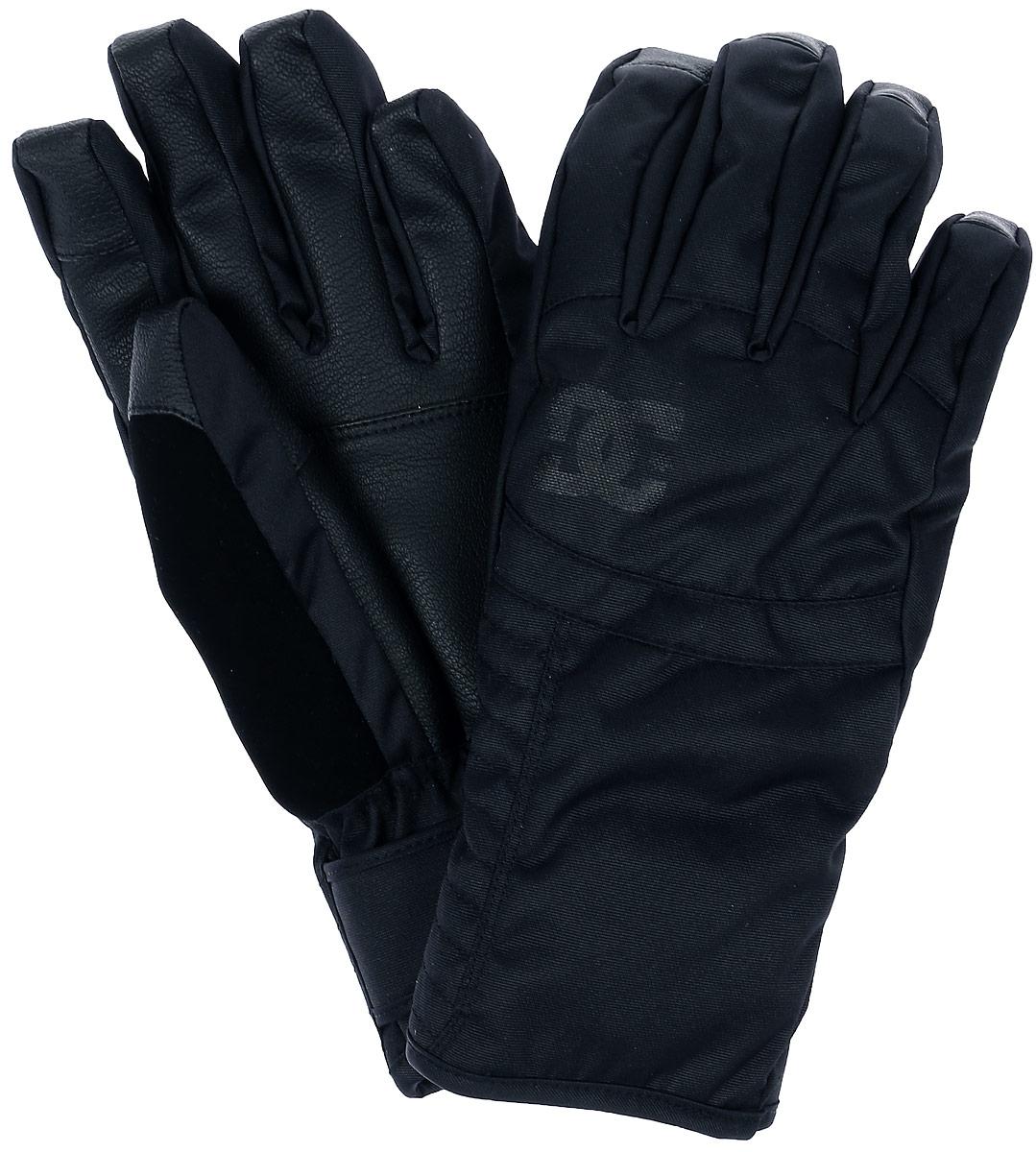 ПерчаткиEDJHN03007-KVJ0Женские перчатки DC Shoes Seger Wmn Glove выполнены из высококачественного полиэстера и полиуретана, которые не пропускают воду. Модель оформлена декоративной прострочкой и принтом с изображением логотипа бренда. Варежки дополнены эластичными резинками и ремнем с липучкой, которые надежно зафиксируют модель на запястье, не сдавливая его. Внутренняя поверхность выполнена из мягкого утепленного полиэстера. Также перчатки оснащены застежкой-фастексом.