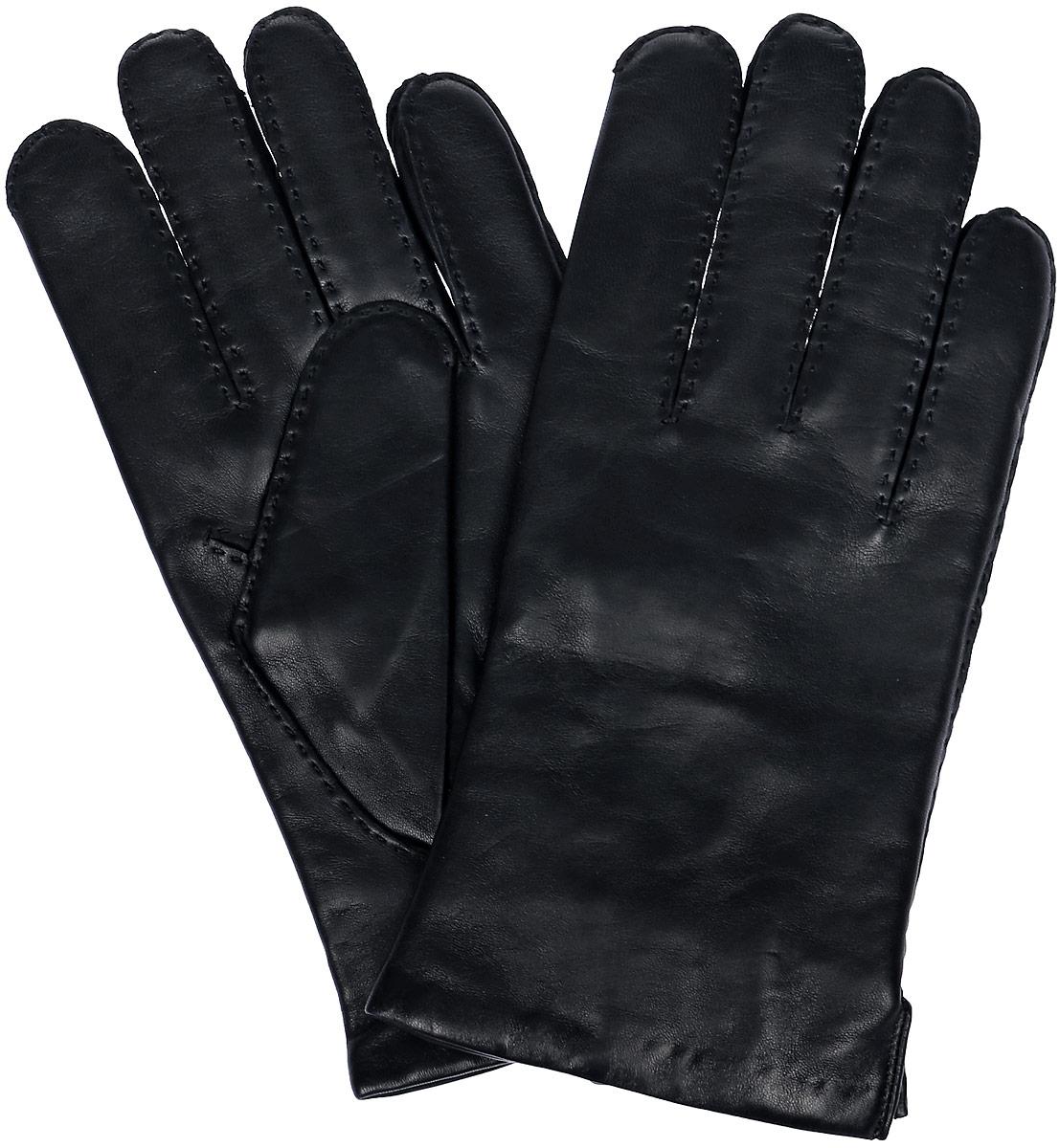 K100-PORINGE/BLМужские перчатки Michel Katana не только защитят ваши руки, но и станут великолепным украшением. Перчатки выполнены из натуральной кожи, а подкладка - из высококачественной шерсти. Модель оформлена декоративными прострочками.
