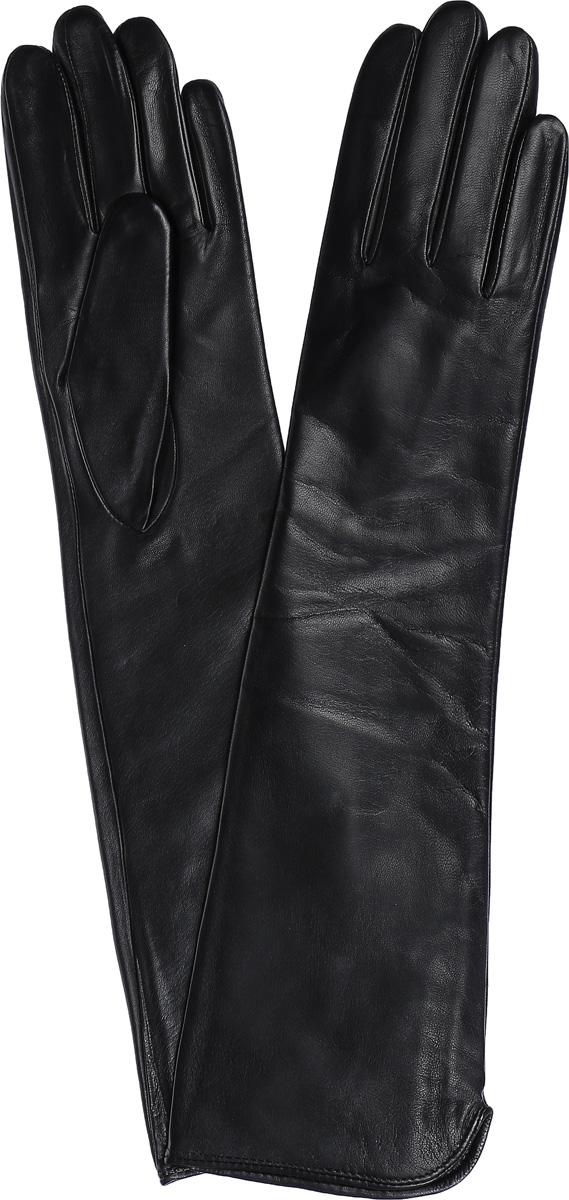 ПерчаткиLB-2002Женские перчатки Labbra выполнены из натуральной кожи ягненка. Они мягкие, максимально сохраняют тепло, идеально сидят на руке. Удлиненные перчатки изготовлены на подкладке из натуральной шерсти с добавлением акрила. Модель выполнена в лаконичном дизайне.