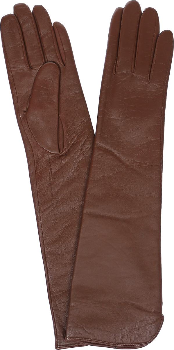 LB-2002Женские перчатки Labbra выполнены из натуральной кожи ягненка. Они мягкие, максимально сохраняют тепло, идеально сидят на руке. Удлиненные перчатки изготовлены на подкладке из натуральной шерсти с добавлением акрила. Модель выполнена в лаконичном дизайне.