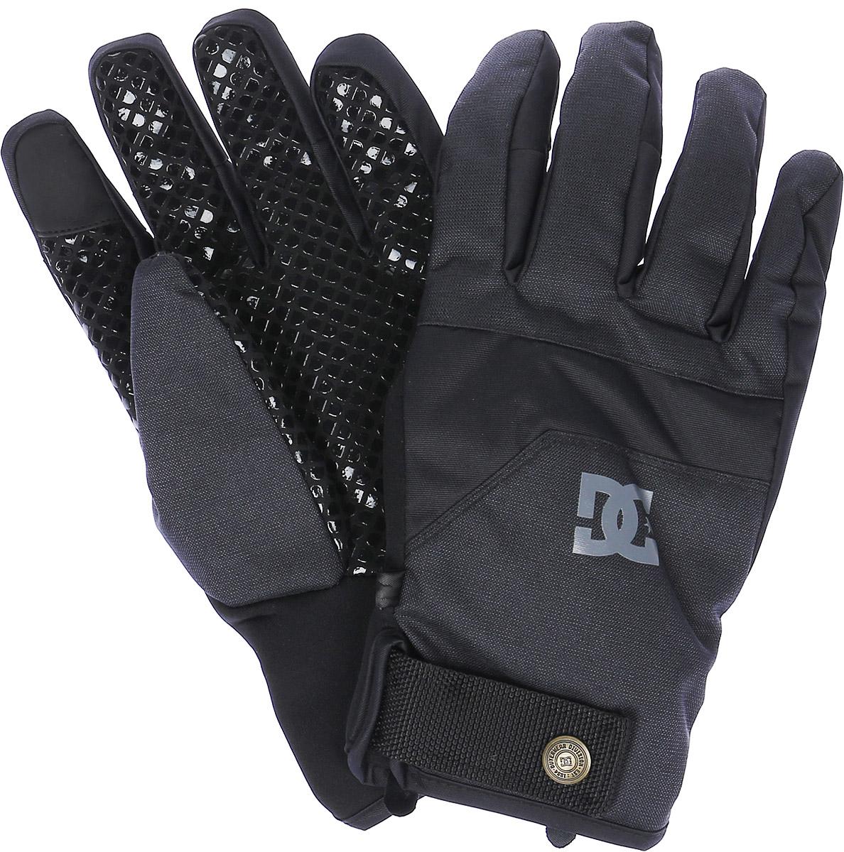 EDYHN03015-GHA0Стильные мужские перчатки DC Shoes Antuco Glove выполнены из высококачественного комбинированного материала, который не пропускает воду. Модель оформлена декоративной прострочкой и принтом с изображением логотипа бренда. Перчатки дополнены эластичными резинками и хлястиками с липучками, которые надежно зафиксируют модель на запястье, не сдавливая его. Внутренняя поверхность выполнена из мягкого утепленного полиэстера. Также перчатки оснащены застежкой-фастексом и специальной нашивкой на указательном пальце для сенсорных экранов.