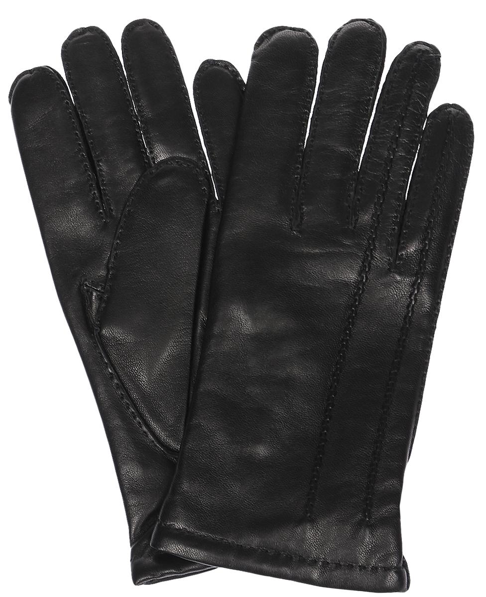 ПерчаткиK100-MEZIER/BLМужские перчатки Michel Katana не только защитят ваши руки, но и станут великолепным украшением. Перчатки выполнены из натуральной кожи, а подкладка - из высококачественной шерсти. Модель оформлена декоративными прострочками.