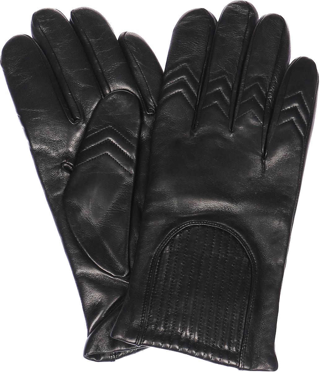 ПерчаткиK11-CAVILE/BLМужские перчатки Michel Katana не только защитят ваши руки, но и станут великолепным украшением. Перчатки выполнены из натуральной кожи, а подкладка - из высококачественной шерсти. Модель оформлена декоративными прострочками.