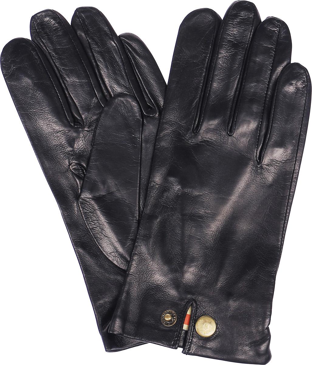 ПерчаткиK81-EVENCH/BLМужские перчатки Michel Katana не только защитят ваши руки, но и станут великолепным украшением. Перчатки выполнены из натуральной кожи, а подкладка - из высококачественной шерсти. Модель оформлена кнопкой.