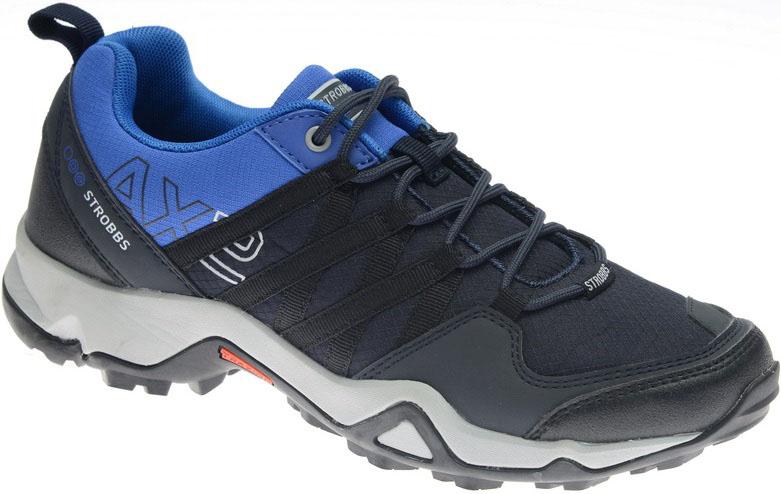 КроссовкиC2283-2Стильные мужские кроссовки Strobbs отлично подойдут для активного отдыха и повседневной носки. Верх модели выполнен из текстиля и искусственной кожи. Удобная шнуровка надежно фиксирует модель на стопе. Толстая, протекторная подошва позволяет комфортно ощущать себя на каменистой поверхности. Промежуточный слой подошвы выполнен из ЭВА-материала, что позволяет снизить вес обуви.