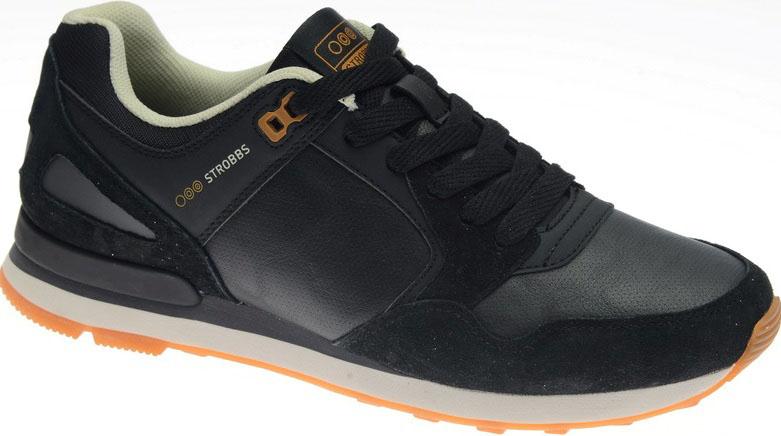 КроссовкиC2411-3Стильные мужские кроссовки Strobbs отлично подойдут для активного отдыха и повседневной носки. Верх модели выполнен из искусственной кожи и замши. Удобная шнуровка надежно фиксирует модель на стопе. Подошва обеспечивает легкость и естественную свободу движений. Мягкие и удобные, кроссовки превосходно подчеркнут ваш спортивный образ и подарят комфорт.