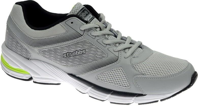 КроссовкиC2427-1Стильные мужские кроссовки Strobbs отлично подойдут для активного отдыха и повседневной носки. Верх модели выполнен из текстиля и искусственной кожи. Удобная шнуровка надежно фиксирует модель на стопе. Подошва обеспечивает легкость и естественную свободу движений. Мягкие и удобные, кроссовки превосходно подчеркнут ваш спортивный образ и подарят комфорт.