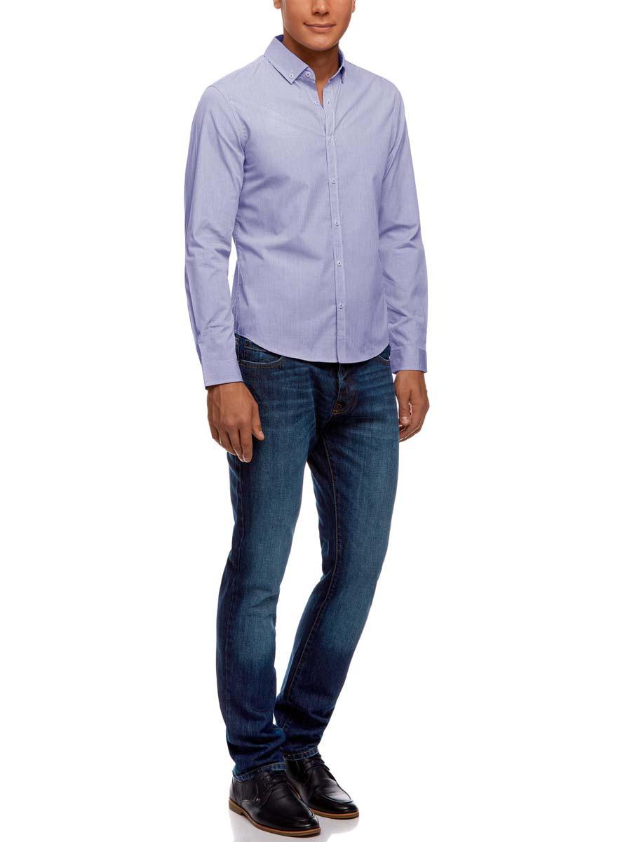 Рубашка3L310121M/44282N/1075C
