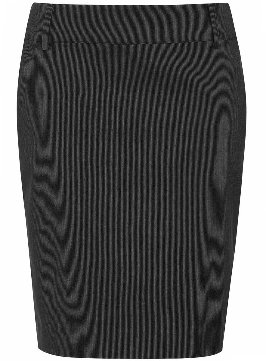 Юбка11610003-1/14347/2912SСтильная юбка-карандаш выполнена из высококачественного материала. Модель застегивается на потайную застежку-молнию. Имеются шлевки для ремня.