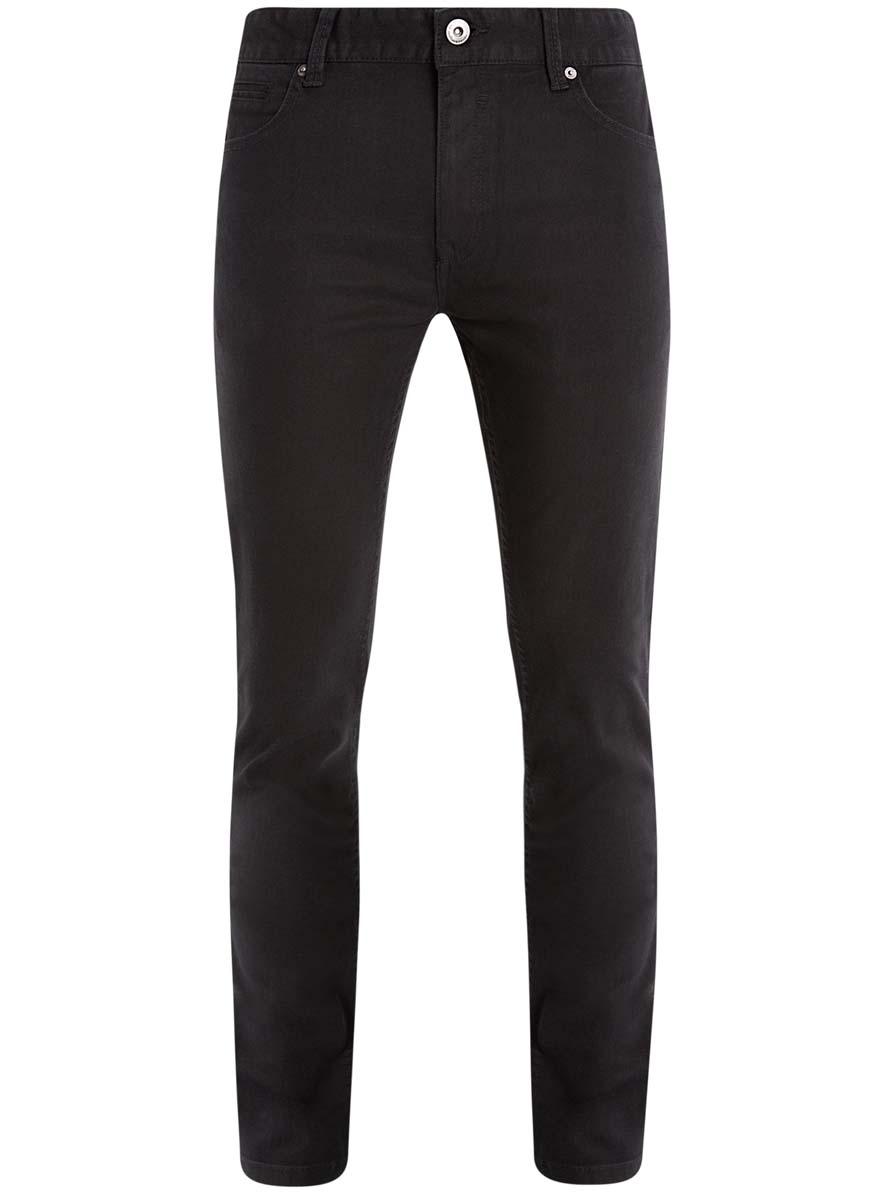 Брюки2L120033M/25531N/2900NСтильные мужские брюки oodji Lab изготовлены из высококачественного материала. Модель на талии застегивается на металлическую пуговицу, а также имеют ширинку на застежке-молнии и шлевки для ремня. Спереди модель дополнена двумя втачными карманами и одним небольшим накладным кармашком, а сзади - двумя большими накладными карманами. Эти модные и в тоже время удобные брюки помогут вам создать оригинальный современный образ.