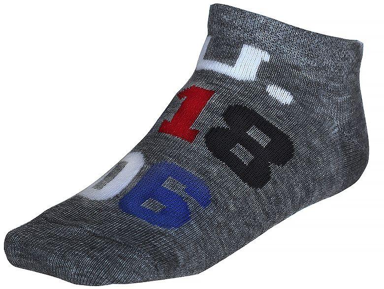 135912-1Носки для мальчика Baykar изготовлены из высококачественного эластичного хлопка с добавлением полиамида. Укороченные носки имеют эластичную резинку, которая надежно фиксирует носки на ноге. Носки дополнены принтом с цифрами. В комплект входит 2 пары носков.