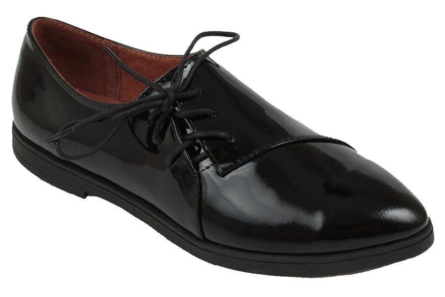 Полуботинки23SI_289Оригинальные женские полуботинки от Spur покорят вас своим дизайном и удобством! Модель выполнена из натуральной кожи. Шнуровка обеспечивает надежную фиксацию обуви на ноге. Мягкая стелька из натуральной кожи с отверстиями позволяет вашим ногам дышать. Резиновая подошва с рельефной поверхностью обеспечивает отличное сцепление с любыми поверхностями.