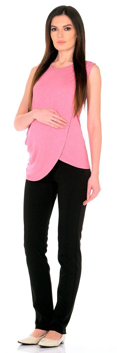 Блузка1322.07 N.V.Удобная, мягкая, элегантная блузка для беременных и кормящих Nuova Vita выполнена из высококачественного комбинированного материала. Очаровательная блузка станет стильным дополнением вашего образа.