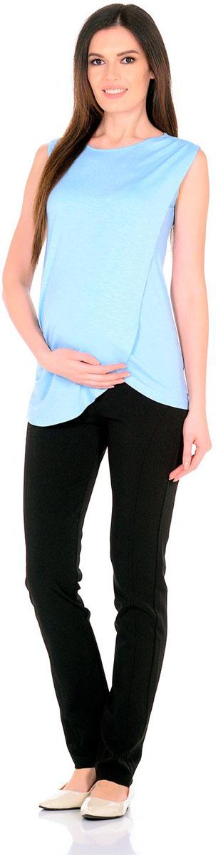 Блузка1322.08 N.V.Удобная, мягкая, элегантная блузка для беременных и кормящих Nuova Vita выполнена из высококачественного комбинированного материала. Очаровательная блузка станет стильным дополнением вашего образа.