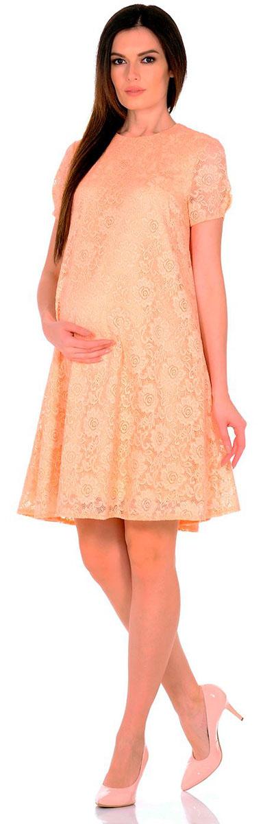 Платье2142.02 N.V.Платье Nuova Vita выполнено из вискозы, полиэстера и лайкры. Модель с круглым вырезом горловины застегивается на пуговицу.