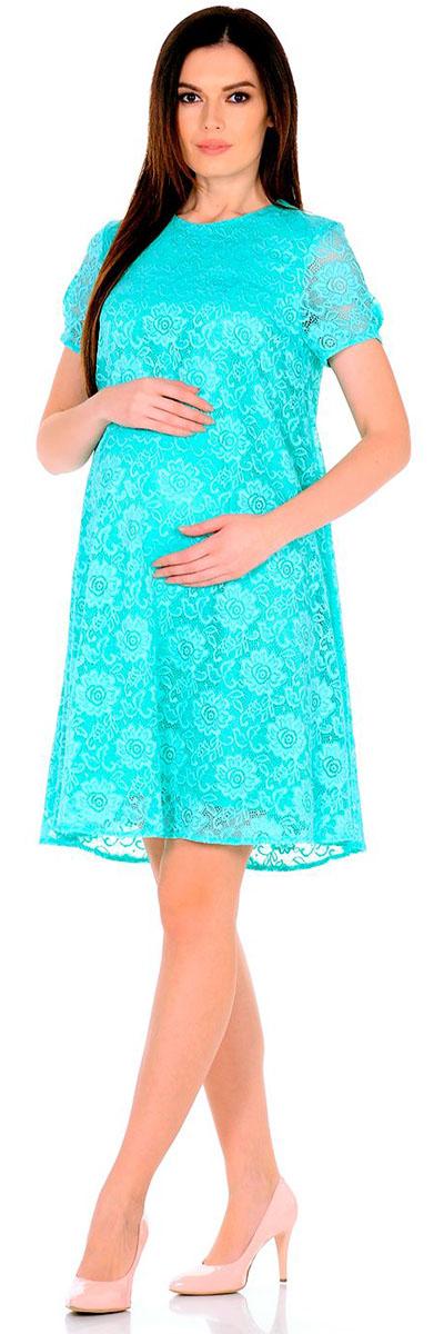 Платье2142.03 N.V.Платье Nuova Vita выполнено из вискозы, полиэстера и лайкры. Модель с круглым вырезом горловины застегивается на пуговицу.