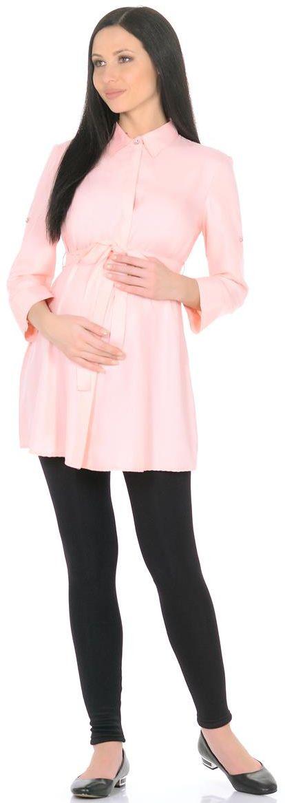 Блузка3068302177Утонченная блузка-рубашка свободного кроя с пояском. Прекрасно подойдет для офиса.