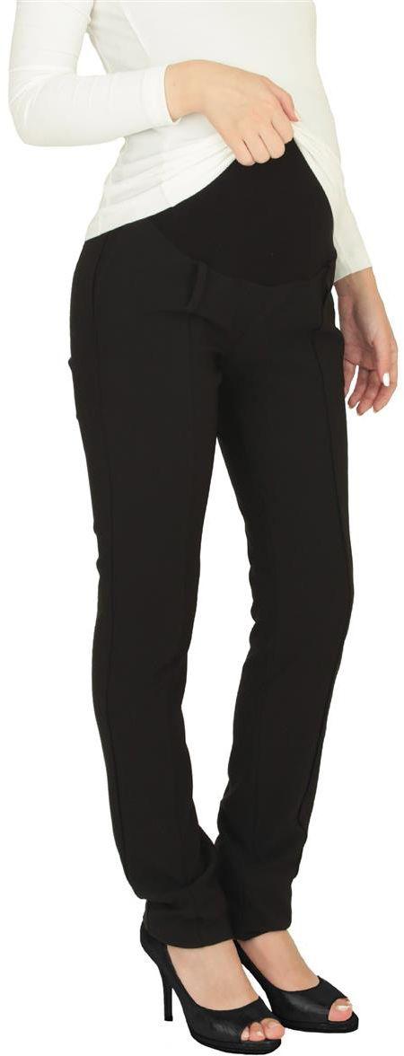1820102179Классические брюки в обтяжку с удобной резинкой