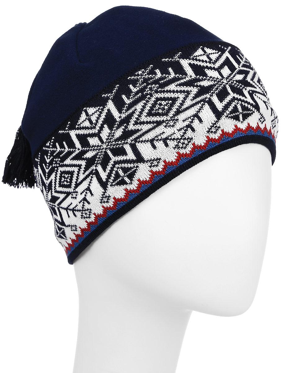 ШапкаA52_108Комбинированная шапка из материала Tecnopile fleece 420 гр и шерсти отлично защити от холода, и позволит лишней влаге быстро испаряться.