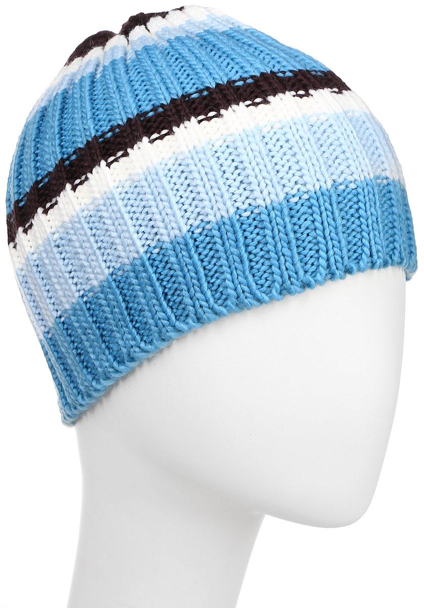 Шапка303227Стильная шапка Ignite отлично дополнит ваш образ в холодную погоду. Модель крупной фактурной вязки, выполненная из 100%-го акрила, прекрасно сохраняет тепло .Такая модель комфортна и приятна на ощупь, она великолепно подчеркнет ваш вкус. Яркая шапка Ignite станет отличным дополнением к вашему осеннему или зимнему гардеробу!