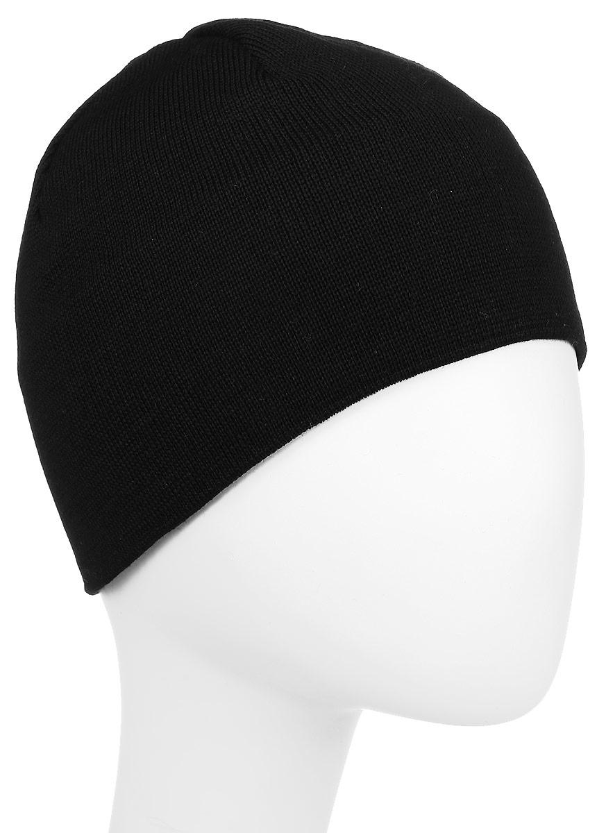 ШапкаA02_110Шерстяная, однотонная, классическая шапка. Прекрасно подойдет под любую одежду в холодное время. С внутренней стороны повязка, выполненная из нитей Polycolon для лучшего контроля над влагой.