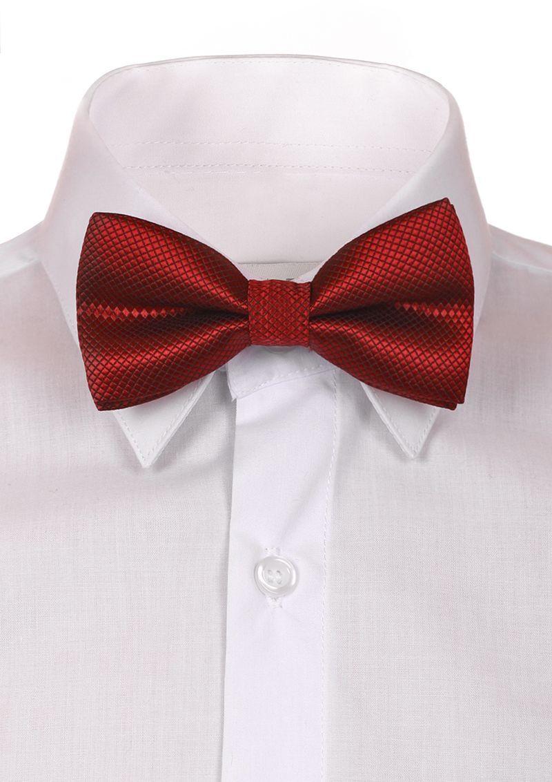 ГалстукBBAB12-12Модный галстук-бабочка для мальчика Brostem изготовлен из полиэстера. Галстук-бабочка дополнен регулируемой лентой с пластиковой застежкой-защелкой.