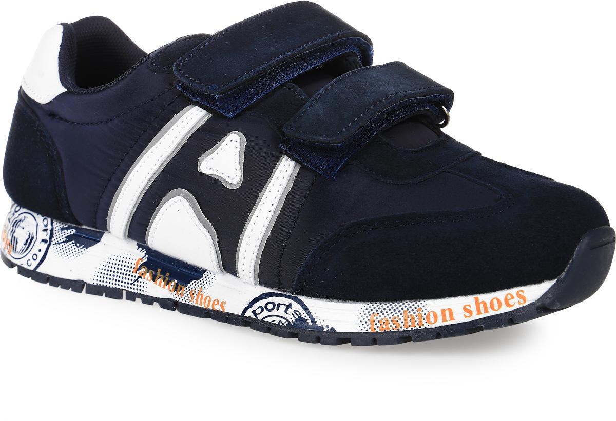 74212-1Кроссовки от Kapika выполнены из текстиля со вставками из натуральной замши и искусственной кожи. Подъем модели оформлен застежками-липучками. Подкладка изготовлена из текстиля. Стелька из легкого ЭВА-материала с поверхностью из текстиля сохраняет комфортный микроклимат обуви, эффективно поглощает влагу, неприятные запахи и вибрации, снижает ударную нагрузку. Облегченная подошва из ЭВА со вставками из ТЭП повышает износостойкость и сцепление с покрытием.