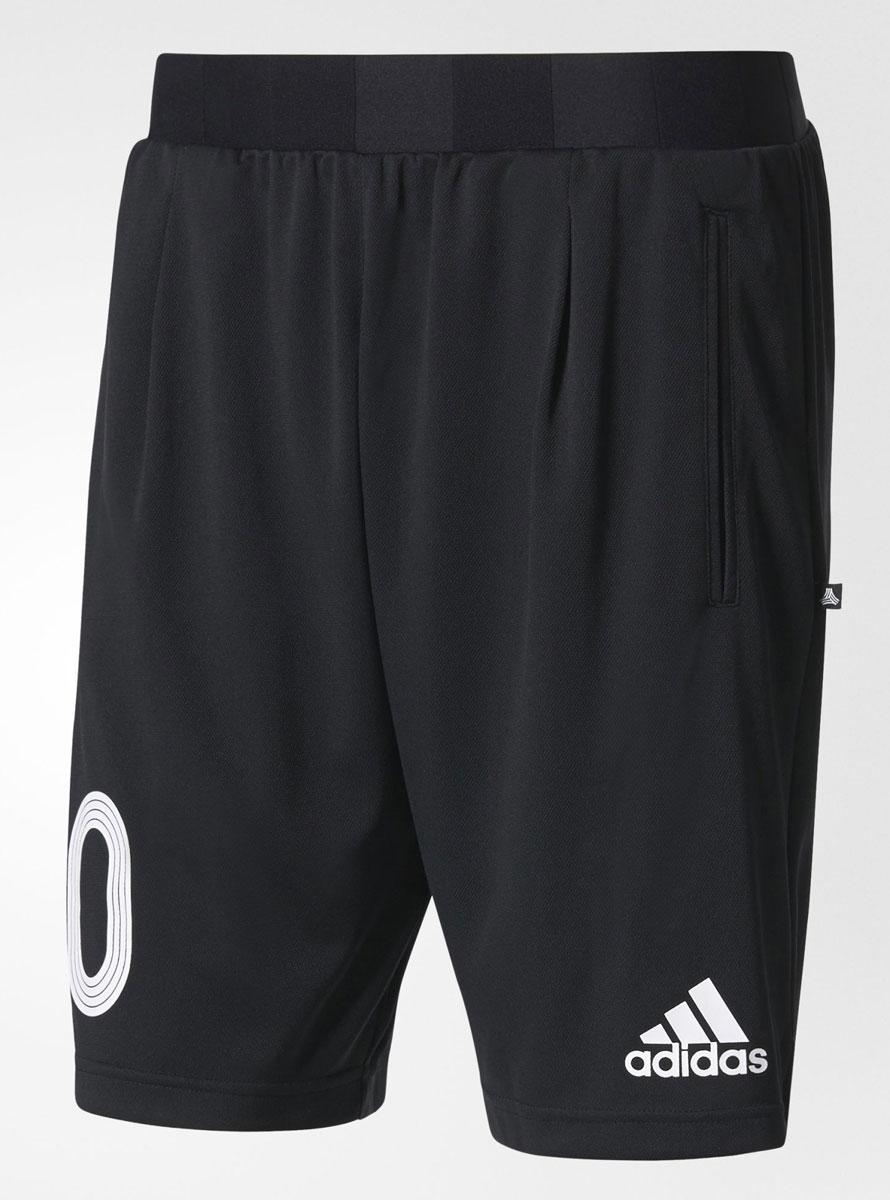 ШортыAZ9714Шорты футбольные мужские adidas Tanip Short выполнены из 100% полиэстера. Прекрасно подходят для интенсивных тренировок.