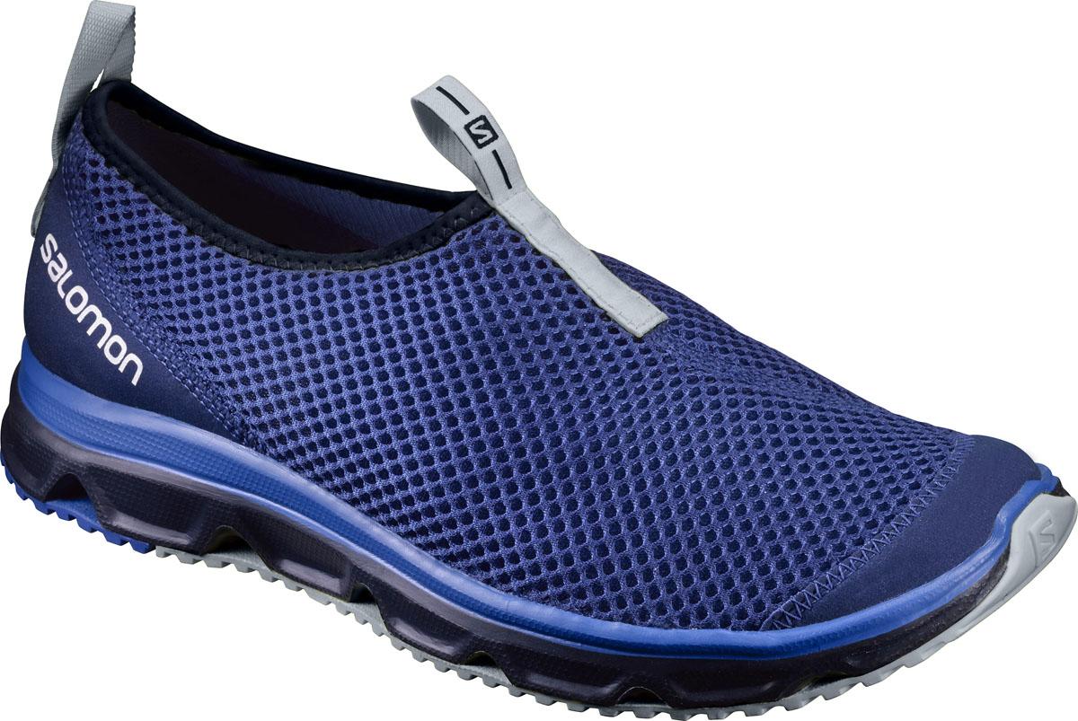 КроссовкиL39244100Помогут ногам расслабиться после долгих и утомительных тренировок. Кроме того, их можно носить в качестве повседневной обуви. Сочетают в себе отличную амортизацию и воздухопроницаемость.