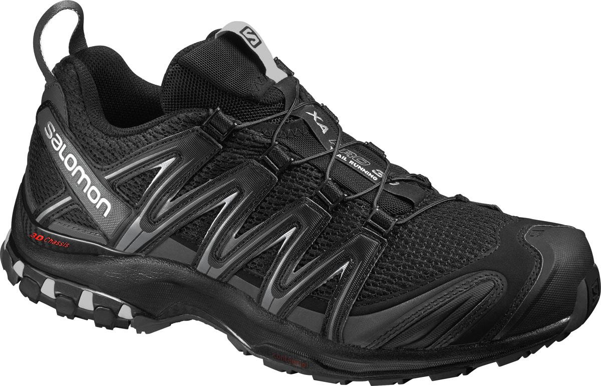 КроссовкиL39251400XA Pro 3D – легендарная обувь, воплотившая в себе технологии для приключений в любых условиях. Устойчивый и долгий бег.