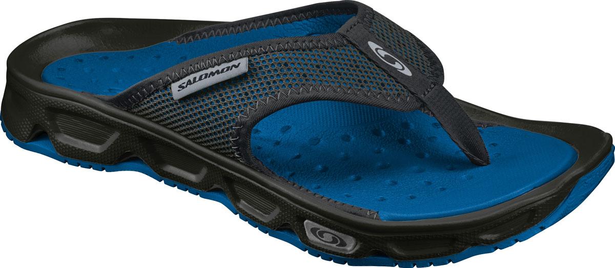 СланцыL39470100Легкие шлепанцы для восстановления после забега по пересеченной местности. RX Break помогут ногам восстановиться сразу после окончания пробежки и вплоть до того момента, когда вы сможете растянуться в своем гамаке.