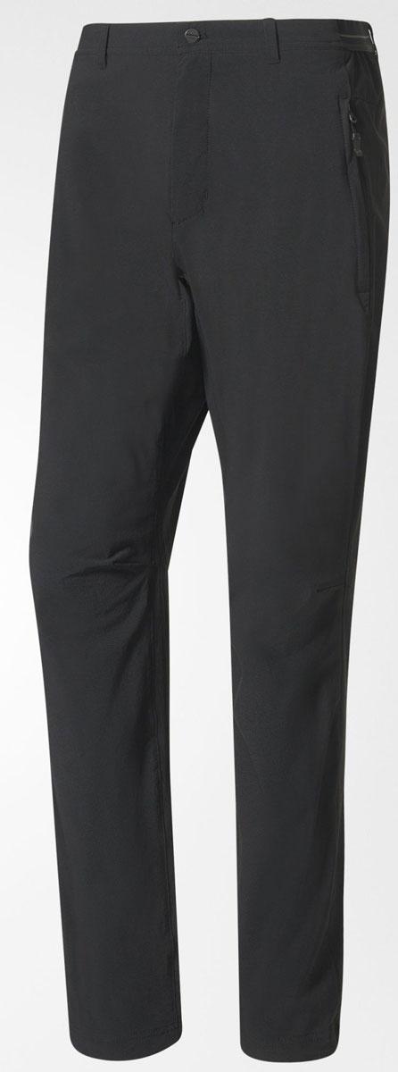 Брюки спортивныеAZ2151Эти мужские брюки имеют водоотталкивающее покрытие.