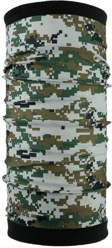 ШарфWL - 08Мультишарфы можно встретить под разными названиями: мультишарф, мультибандана, платок трансформер, Baff, но вне зависимости от того как Вы назовете этот аксессуар, его уникальные возможности останутся неизменными. Вы с легкостью и удобством можете одеть этот мультишарф на голову и шею 12 различными способами. В сильные морозы, пронизывающий ветер или пыльную бурю - с мультишарфом Вы будуте готовы к любым капризам природы Авторская работа.
