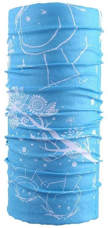 Шарф17-14Мультишарфы можно встретить под разными названиями: мультишарф, мультибандана, платок трансформер, Baff, но вне зависимости от того как Вы назовете этот аксессуар, его уникальные возможности останутся неизменными. Вы с легкостью и удобством можете одеть этот мультишарф на голову и шею 12 различными способами. В сильные морозы, пронизывающий ветер или пыльную бурю - с мультишарфом Вы будуте готовы к любым капризам природы Авторская работа.