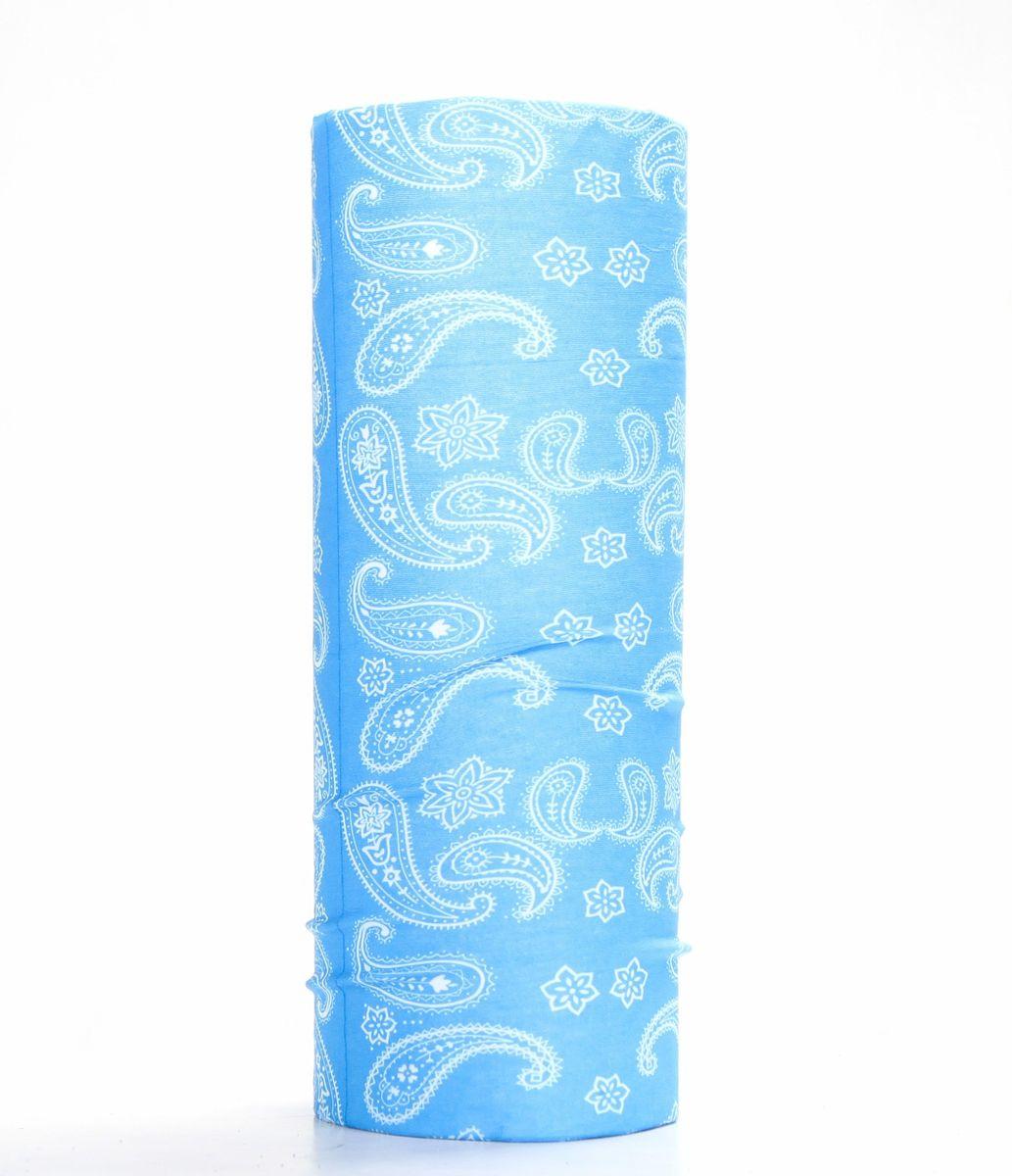 Шарф15-33Мультишарфы можно встретить под разными названиями: мультишарф, мультибандана, платок трансформер, Baff, но вне зависимости от того как Вы назовете этот аксессуар, его уникальные возможности останутся неизменными. Вы с легкостью и удобством можете одеть этот мультишарф на голову и шею 12 различными способами. В сильные морозы, пронизывающий ветер или пыльную бурю - с мультишарфом Вы будуте готовы к любым капризам природы Авторская работа.