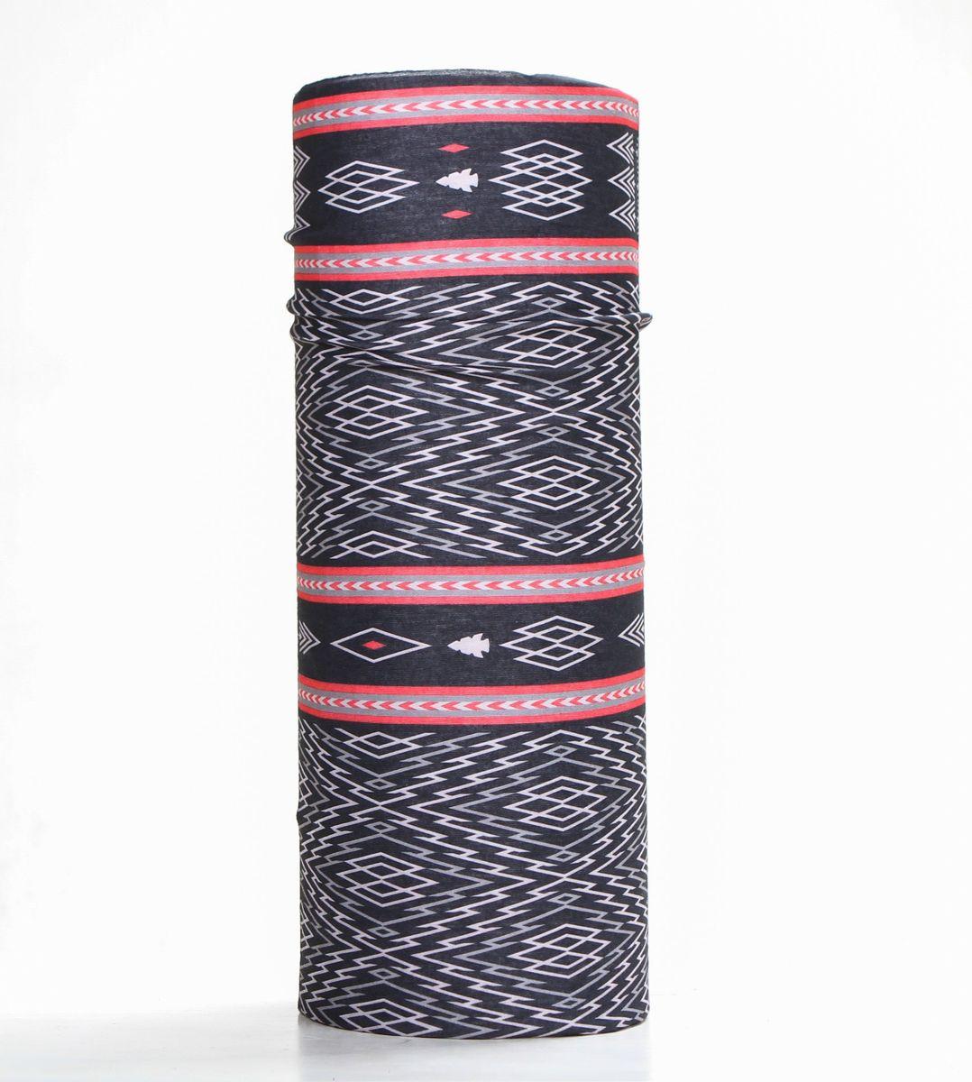 Шарф15-16Мультишарфы можно встретить под разными названиями: мультишарф, мультибандана, платок трансформер, Baff, но вне зависимости от того как Вы назовете этот аксессуар, его уникальные возможности останутся неизменными. Вы с легкостью и удобством можете одеть этот мультишарф на голову и шею 12 различными способами. В сильные морозы, пронизывающий ветер или пыльную бурю - с мультишарфом Вы будуте готовы к любым капризам природы Авторская работа.