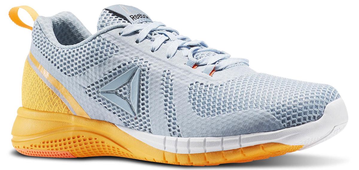 КроссовкиBD4545Беговые кроссовки для твоих ног . Наши ноги созданы для бега. Именно это утверждение вдохновило нас на создание модели Print Run 2.0. Независимые подвижные элементы на подошве обеспечивают гибкость и амортизацию каждого шага. Эти универсальные кроссовки ? отличный вариант как для любителей скорости, так и для поклонников размеренных пробежек. Легкий сетчатый верх обеспечивает вентиляцию, а поперечные вставки ? надежную поддержку Низкий дизайн не стесняет движений во время самых быстрых переходов Промежуточная подошва, повторяющая рельеф стопы, из карбонизированного пеноматериала для непревзойденной амортизации Каркас двойной плотности по внешнему периметру для стабильности Вставки из углеродистой резины в области пятки для большей прочности Независимые элементы в основных зонах подошвы для большей гибкости и амортизации Небольшой жесткий задник, отлично фиксирующий положение пятки