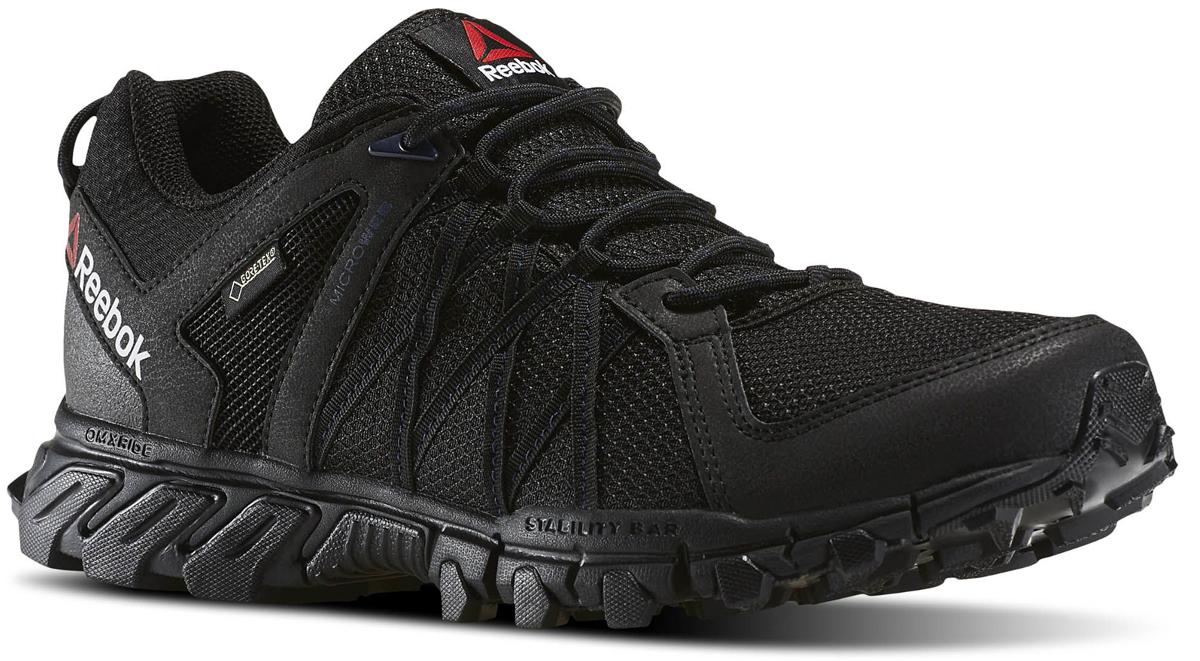 BD4155Созданы для бездорожья . В этих кроссовках тебе будет нипочем даже самая сильная грязь. Выбери их для твоего следующего забега по пересеченной местности, и твои ноги будут тебе благодарны за подаренный им комфорт. Прочный верх с технологией GORE-TEX® обеспечит им сухость. Агрессивный рисунок протектора и амортизирующая вставка в области пятки гарантируют отличное сцепление с каменистой поверхностью и позволят упорно идти к цели. Верх из прочного и в то же время легкого материала с технологией GORE-TEX® и с синтетическими вставками Низкий дизайн гарантирует полную свободу движений Промежуточная подошва из пеноматериала с технологией DMX Ride для амортизации и быстрого отклика Логотип вдоль пятки Выступы на подошве и амортизирующая вставка в области пятки обеспечивают надежное сцепление Система шнуровки MicroWeb для лучшей посадки и поддержки Съемная стелька из ЭВА для большего комфорта и поддержки