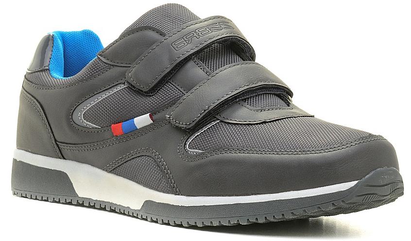 Кроссовки10954-10Стильные кроссовки от Зебра выполнены из текстиля со вставками из искусственной кожи. Застежки-липучки обеспечивают надежную фиксацию обуви на ноге ребенка. Подкладка выполнена из текстиля, что предотвращает натирание и гарантирует уют. Стелька с поверхностью из натуральной кожи оснащена небольшим супинатором, который обеспечивает правильное положение ноги ребенка при ходьбе и предотвращает плоскостопие. Подошва с рифлением обеспечивает идеальное сцепление с любыми поверхностями.