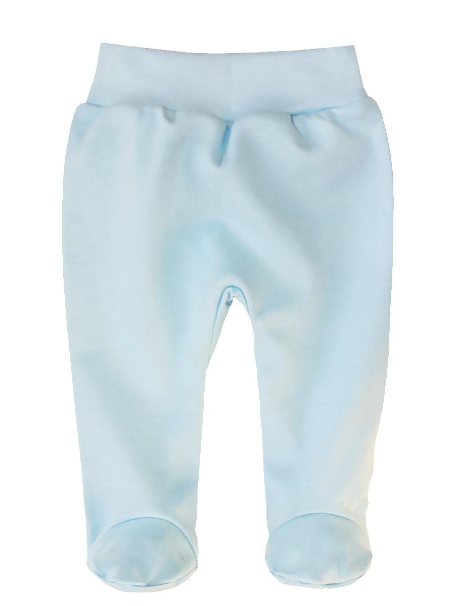 Ползунки5204Детские ползунки КотМарКот Бельчонок выполнены из натурального хлопка. Модель с закрытыми ножками дополнена широким эластичным поясом.