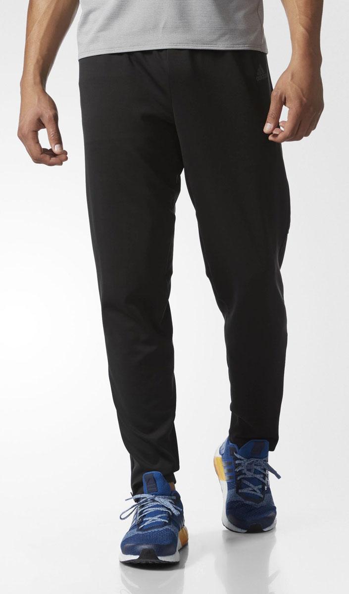 Брюки спортивныеS99007Брюки adidas Performance RS W ASTRO PT M выполнены из гладкого трикотажа и утеплены флисом с внутренней стороны. Ткань с технологией Climawarm сохраняет тепло. Детали: широкий эластичный пояс на кулиске, два кармана спереди, один карман на молнии сзади, низ брючин на молнии, светоотражающий логотип.