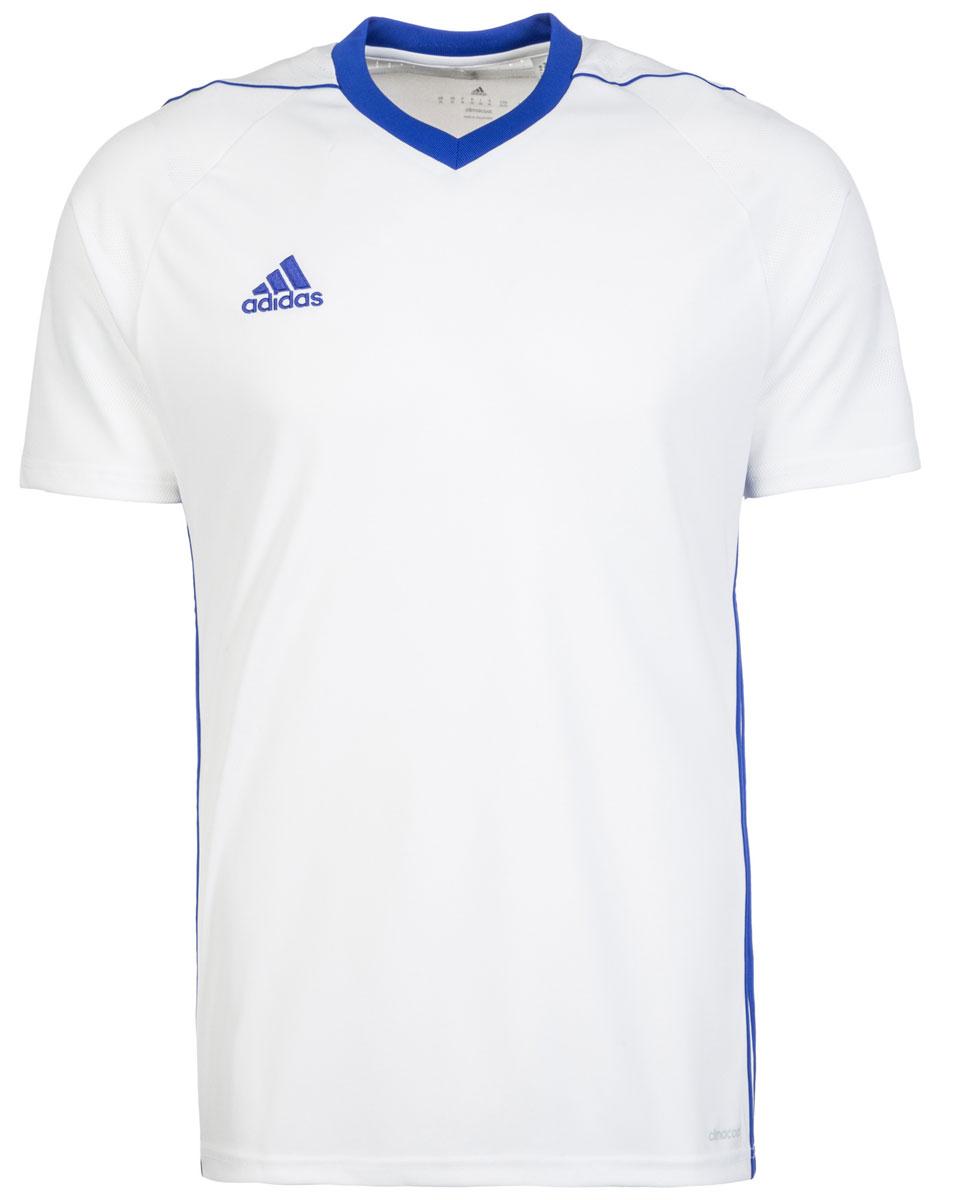 ФутболкаBK5434Футбольная коллекция всемирно известного бренда.