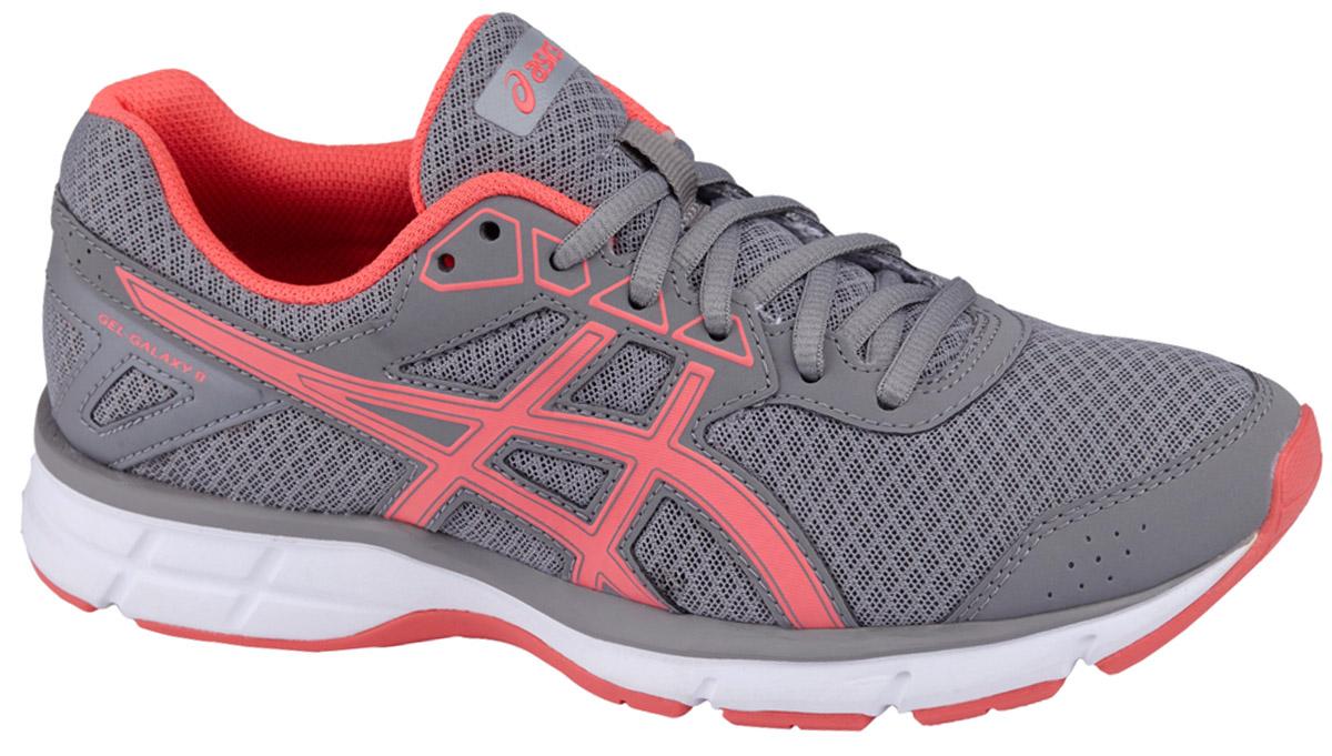 T6G5N-9001В универсальных женских кроссовках GEL-GALAXY 9 вы получите удовольствие от каждой пробежки. Идеальны для энергичных тренировок и спокойного отдыха. Материалы прочные и надежные, они способны выдержать любую нагрузку. Ощущение прохлады дарит дышащий материал кроссовок. Для пробежек или для повседневных дел и прогулокКомфорт благодаря амортизации GEL Ощущение свежести благодаря дышащему материалу.