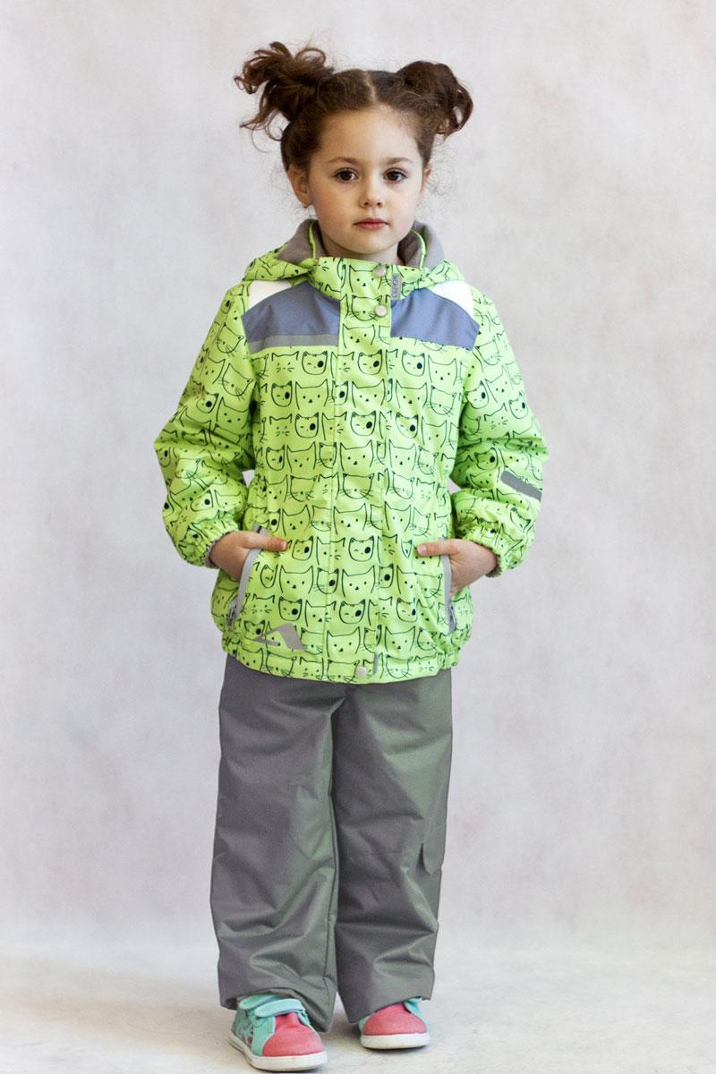 Комплект верхней одежды17/OA-2SU510Красивый и технологичный весенне-осенний костюм в ярких неоновых цветах из мембранной коллекции Oldos Active состоит из куртки и брюк. Верхняя ткань с мембраной 3000/3000 обеспечивает водонепроницаемость, при этом одежда дышит. Покрытие TEFLON повышает износостойкость, а так же облегчает уход за костюмом. Костюм рассчитан на температуру от +10С до -5С благодаря утеплителю в куртке Hollofan PRO 100 г/м2 и флисовой подкладке в куртке и брюках. Функционал куртки продуман до мелочей: воротник-стойка с мягким флисом, двойная ветрозащитная планка, съемный капюшон, манжеты на резинке, карманы на молнии, внутренний кармашек с нашивкой-потеряшкой, по низу куртки и по талии вшита резинка для лучшего прилегания. Брюки так же очень удобны: объем в талии регулируется, широкие эластичные регулируемые бретели легко отстегиваются при необходимости, карманы на молнии, ветрозащитная муфта с антискользящей резинкой, усиления по низу брюк в местах особого износа. Есть светоотражающие элементы.