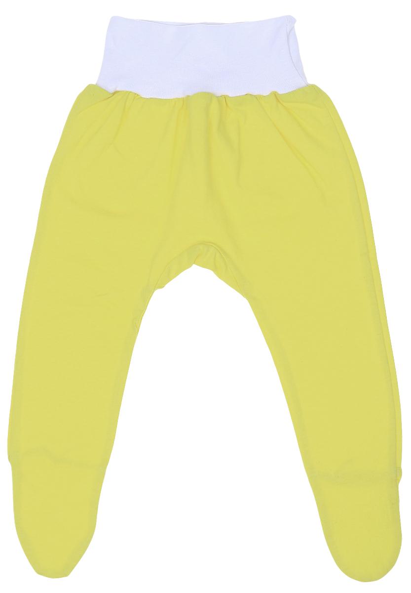 Ползунки5207Детские ползунки Чудесные одежки выполнены из натурального хлопка, благодаря чему великолепно пропускают воздух и обеспечивают комфорт и удобство, не раздражая нежную детскую кожу. Модель с закрытыми ножками и завышенной линией талии имеет широкий эластичный пояс.