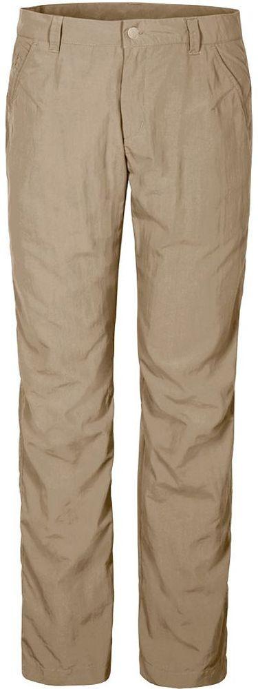 Брюки спортивные1503321-5605Легкие, быстросохнущие дорожные брюки с защитой от ультрафиолетового излучения.