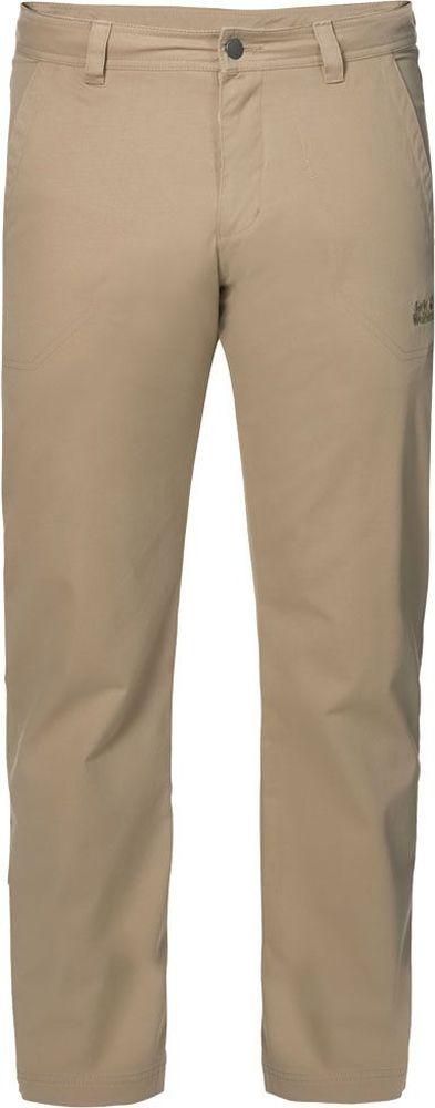 Брюки спортивные1503811-1010Мягкие, прочные летние брюки для путешествий и хайкинга. Высокое содержание хлопка.
