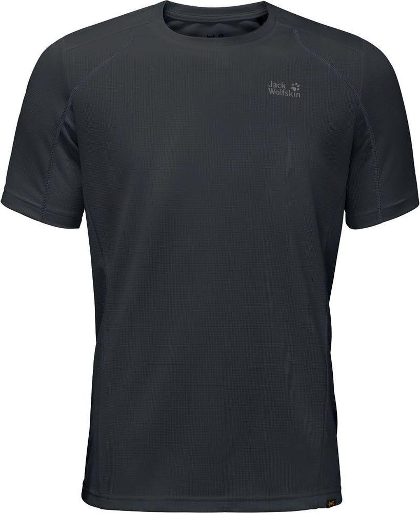 1804441-4088Терморегулирующая спортивная футболка с контролем влажности и освежающей функцией.