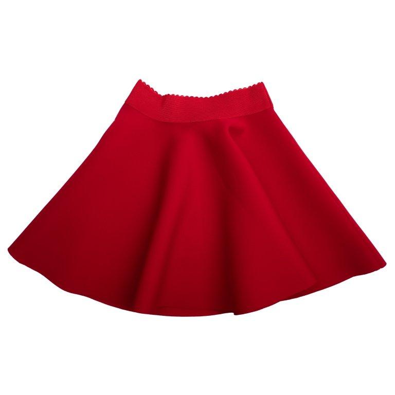 Юбка464012Пышная юбка-солнце. Модель выполнена из современного технологичного материала – неопрена: не мнется, не требует особого ухода и хорошо держит форму. Пояс на мягкой резинке обеспечивает удобную посадку модели по фигуре.