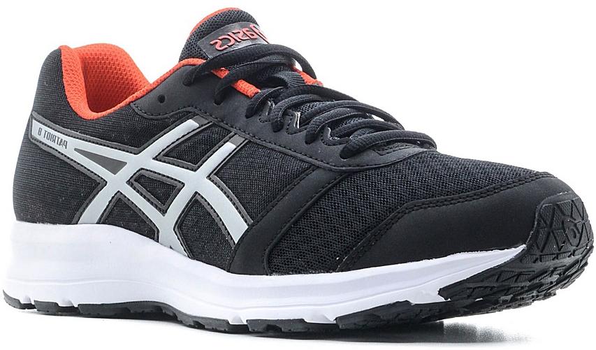КроссовкиT619N-0790PATRIOT 8 — это надежные кроссовки для прогулок и воскресных пробежек. Дышащий сетчатый верх сохранит комфорт в жаркие дни, а средняя подошва с амортизацией и поддерживающий верх помогут установить отличное время.Дышащий сетчатый верх и средняя подошва с амортизацией для быстрых коротких пробежек.Лаконичный дизайн и современный облик.